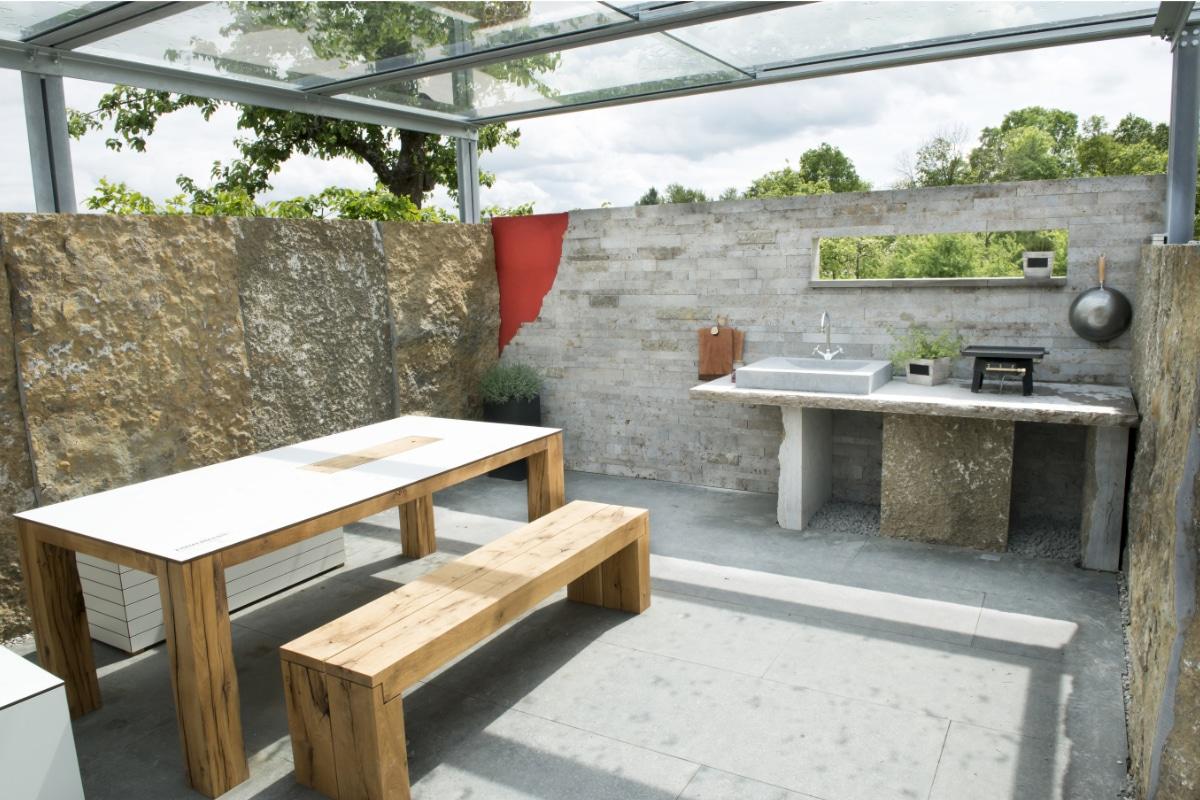 Overkapping terras materialen en prijs - Buitenkant terras design ...