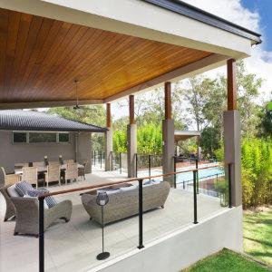 Wonderbaar Moderne terrasoverkapping plaatsen: materialen, prijzen & inspiratie AM-67